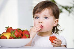 Consejos para una correcta nutricion infantil