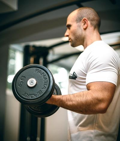 Monitor de Musculación
