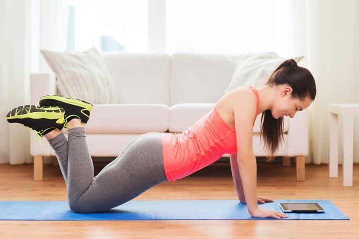 Fitness en casa